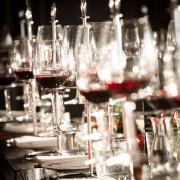 Wine School of Cheshire wine flight 1539 Chester