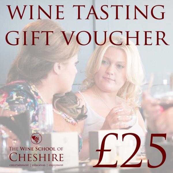 wine school cheshire voucher 25